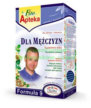 FOR MEN diet suplement  ( Dla Mezczyzn ) 20pc