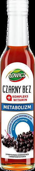 Sok Czarny Bez z Witaminami 0.2 L