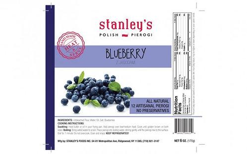BLUEBERRY  STANLEY'S PIEROGI