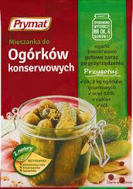 Przyprawa do ogorkow konserwowych