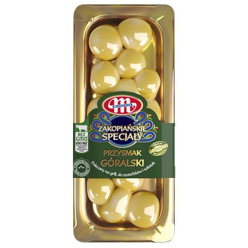 Cheese Specialties of Zakopane Highlander's specialite