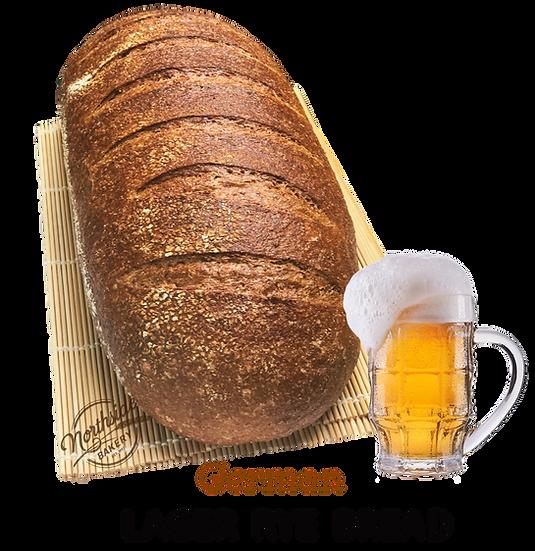 RYE GERMAN  Style  2lb.