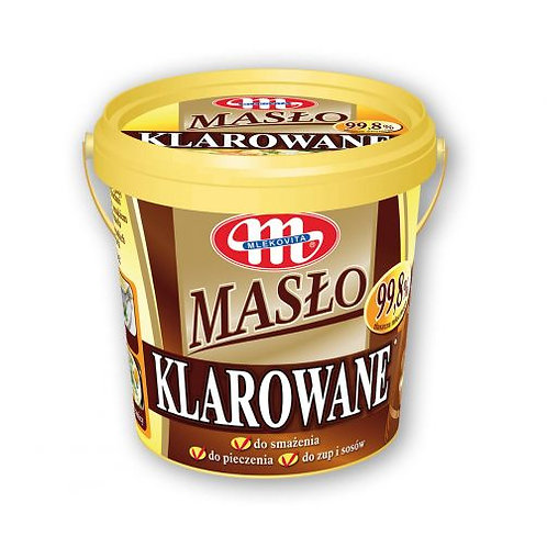 Masło Klarowane  99,8 % Tłuszczu 500g