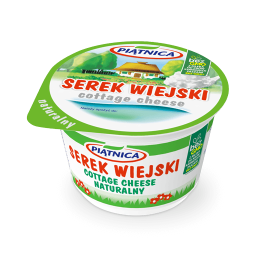 Serek  Wiejski cottage cheese
