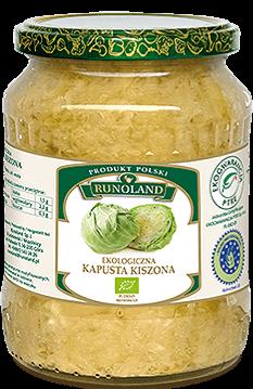 Sauerkraut (kapusta kiszona )  ECO