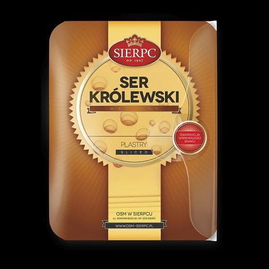KROLEWSKI SMOKED CHEESE Sliced