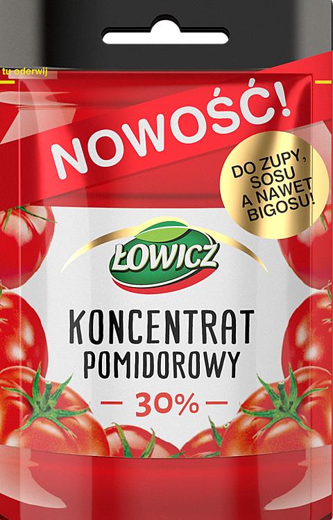 Koncentrat pomidorowy 30%   (saszetka) 20 g.