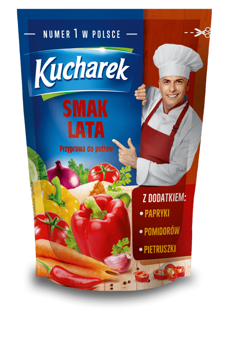 Summer Spice Smak Lata