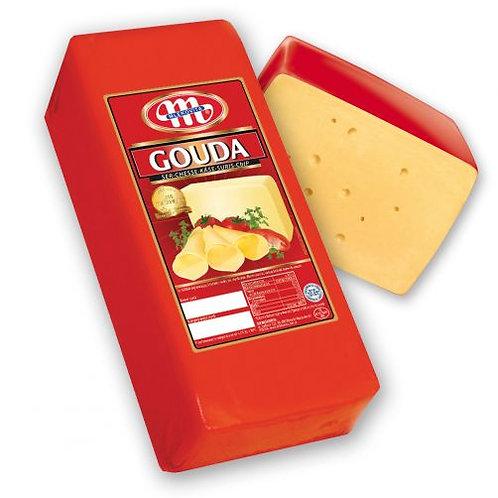 GOUDA Cheese ~~3 KG.