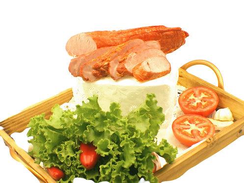 Pork Fat Loin w/paprika