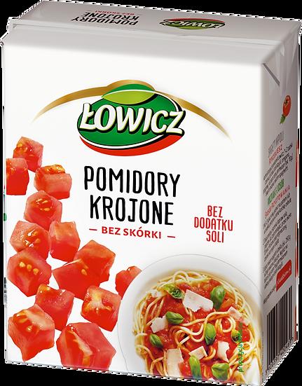 Pomidorowy  Krojone bez skorki