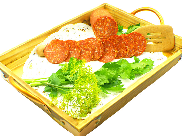 Hungarian Style Salami short