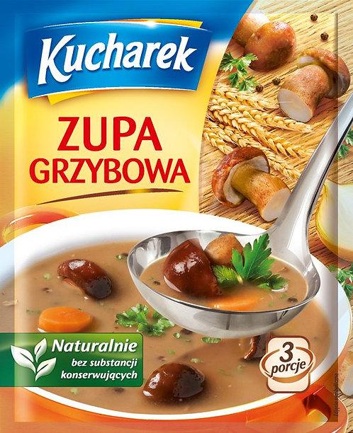 Zupa Grzybowa Mushroom Soup