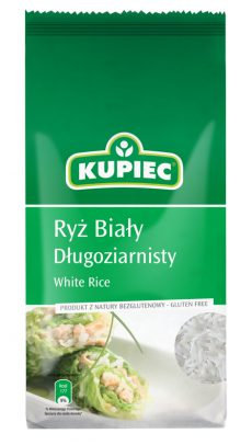 Ryz Bialy Dlugoziarnisty