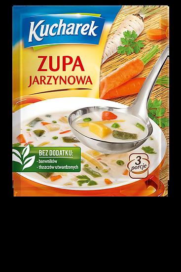 Wegetables Soup Zypa Jarzynowa