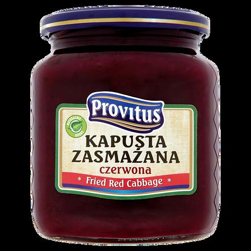 KAPUSTA ZASMAZANA CZERWONA