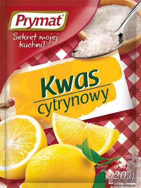 Lemon Acid Kwasek Cytrynowy