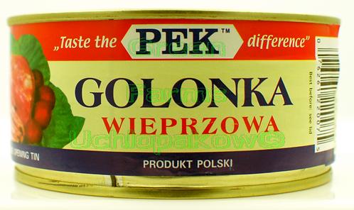 PEK GOLONKA