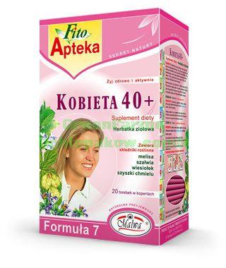 WOMEN 40+  diet suplement  ( Kobieta 40+ )  20pc/pk