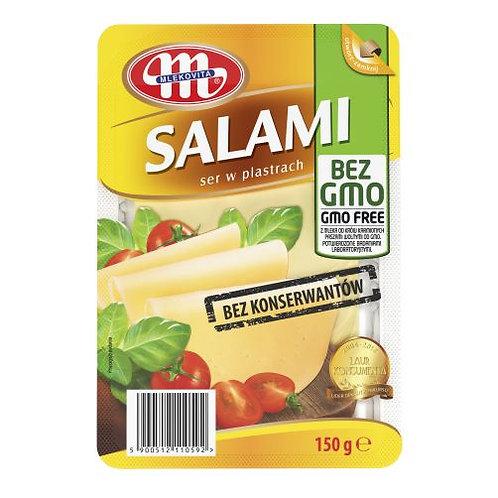 Ser Salami w Plastrach 150g.