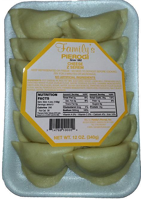 Cheese Pierogi (sweet)