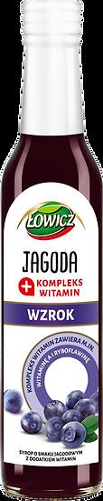 Sok Jagodowy z Witaminami 0.2 L
