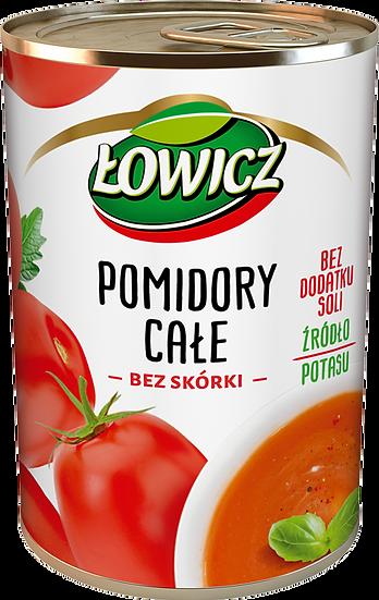Pomidorowy  Cale bez skorki   (in can)