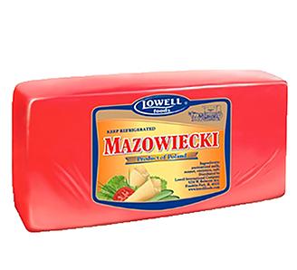 MAZOWIECKI CHEESE ~~4 KG