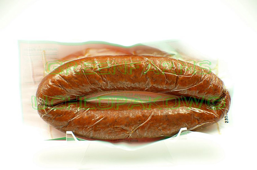 SMOKED Sausage Hungarian style