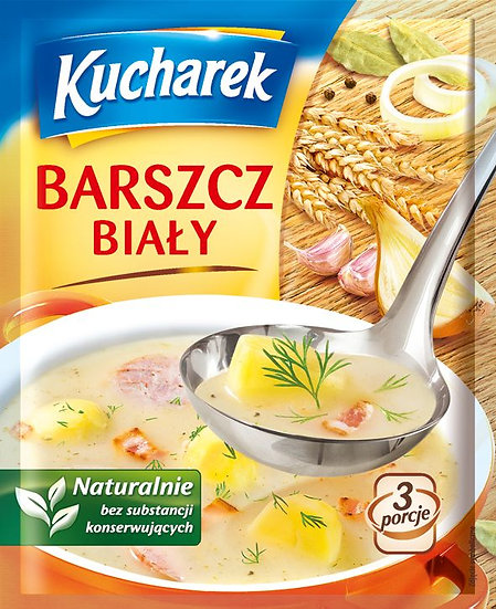 KUCHAREK White Borsch