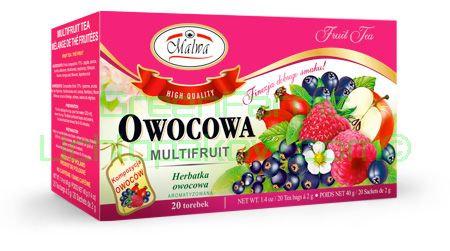 Multi fruit tea