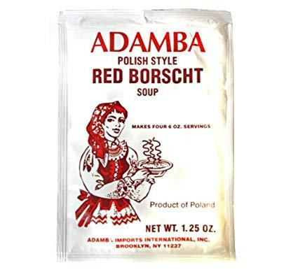 ADAMBA RED BORSCH