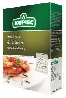 Wild Rice Praboiled