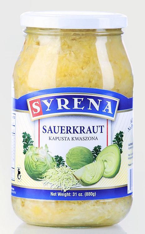 SAUERKRAUT with Carrot