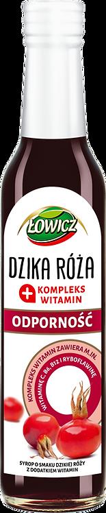 Sok Dzika Roza z Witaminami 0.2 L