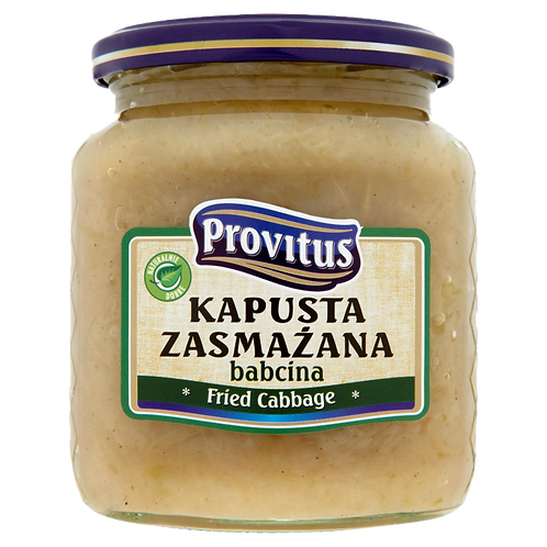 KAPUSTA ZASMAZANA