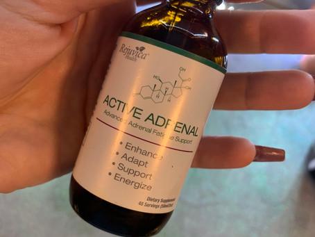 Taking vitamins/supplements/meds