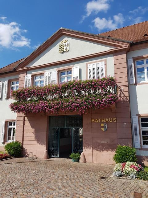 Rathaus Berghaupten