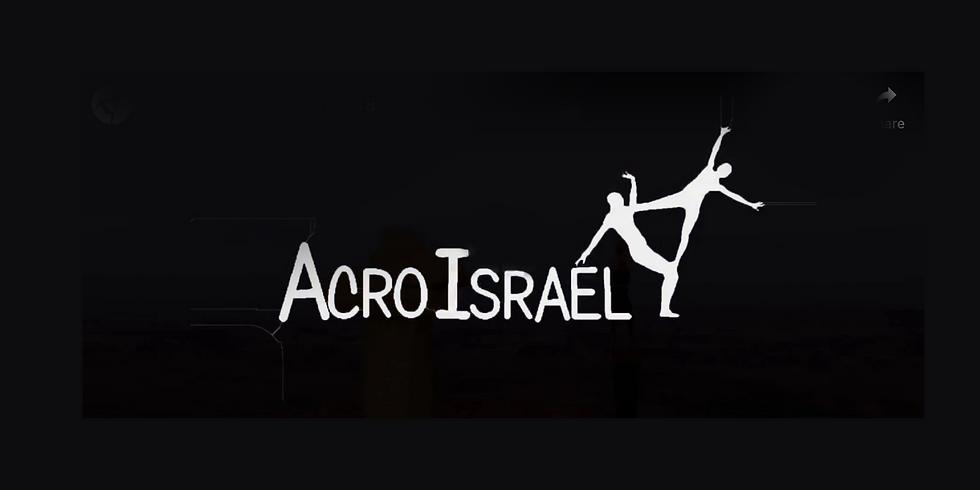 Israel Acro Convention
