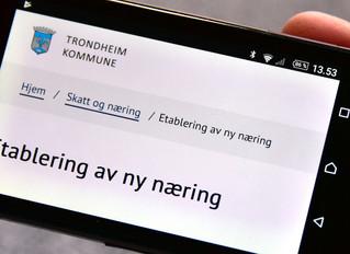 Førstelinjetjeneste for Trondheim kommune