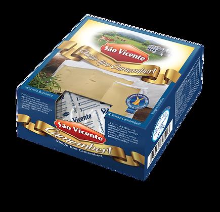 Queijo Camembert São vicente