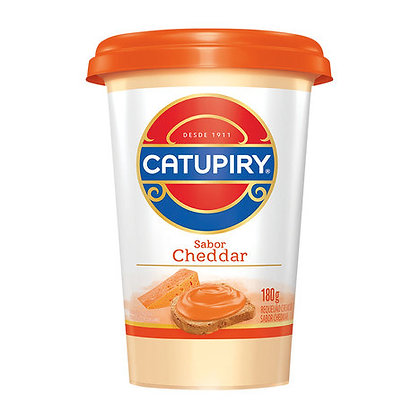 Catupiry Sabor Cheddar