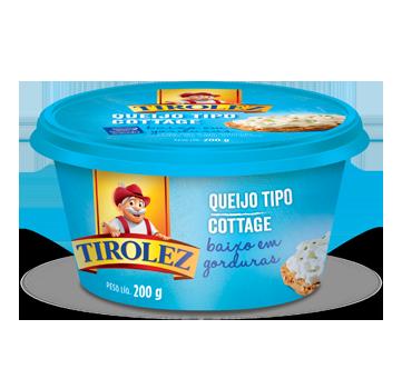 Queijo Cottage Tirolez