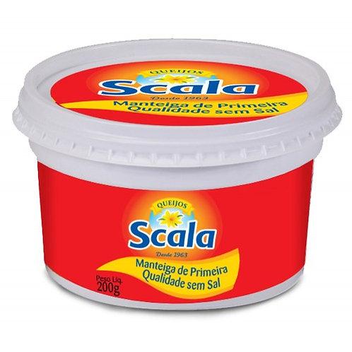 Manteiga Scala sem Sal