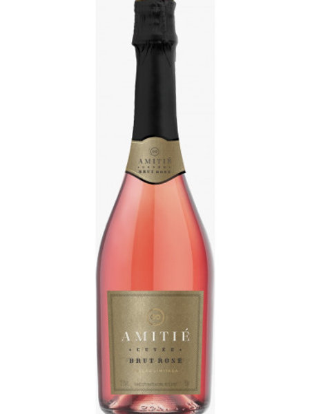 Amitié Cuvée Brut Rosé