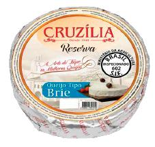 Queijo Brie Cruzilia