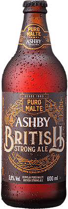 Cerveja Ashby British Strong Ale