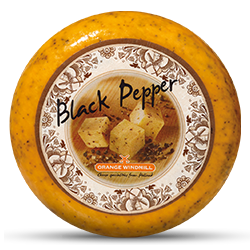 Queijo Black Pepper