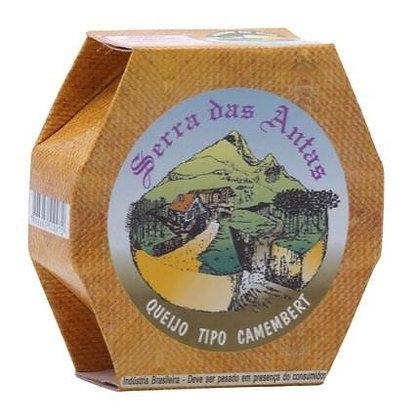 Queijo Camembert Serra das Antas