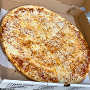 Large Cheese Pizza Thin Crust